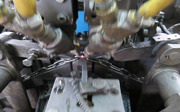 دستگاه تولید زنجیر
